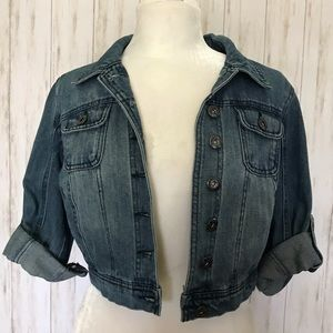 Denim Jacket | Size Large